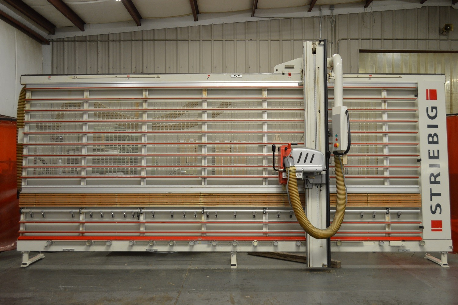Used Striebig Vertical Panel Saw - Model: Compact Plus 5207 - Photo 1