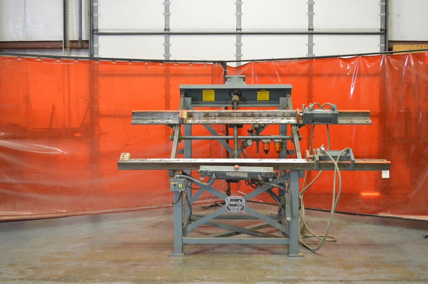 Used Two-Way Frame Clamp - Handy Model: ECONO 124-84 - Photo 1