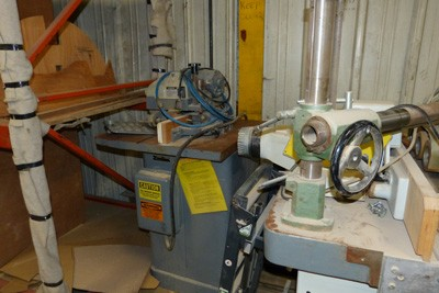 Used Rockwell Single Shaper - Model 43-372