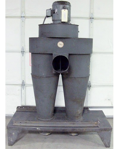 Used Torit Dual Cyclone Dust Collector - Model Classic 5HP - Photo 1