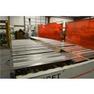 Used Doucet Receiving and Return Conveyor - Model BTRS-68 - Photo 1