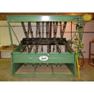 Used Taylor 6 Section Clamp Carrier