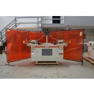 Used Lobo Auto Slide, Shaper, End Tenoner and Matcher - Model CS-2145
