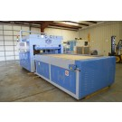 Used Oliver Membrane Press with Double Shuttle Tables - Model: 8015