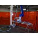 Used Schmalz Ergo Vacuum Lift for Solid Surface Material - Model 110-PSE