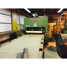 Used Wemhoner Model VOF-3-650/2 Hot Platen Hydraulic Laminating Press - Photo 1