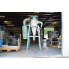 Used Grizzly 5HP Cyclone Dust Collector - Model: G0637 - Photo 1